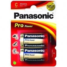 Αλκαλική Μπαταρία Panasonic Pro Power C 1.5V